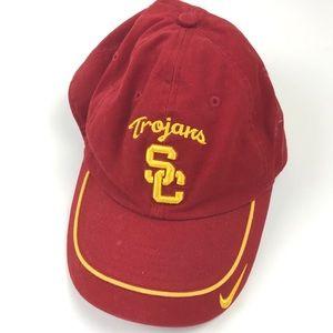USC Trojans Velcro Baseball Hat